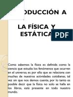 IMPORTANCIA DE LA FISICA Y ESTATICA EN LA CONSTRUCCION.pptx