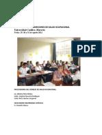 Informe Capaci Universidad Catolica
