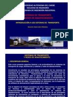 Sistema de Transporte y Redes de Abastecimiento Modo de ad