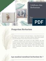 Oshibana Dan Herbarium