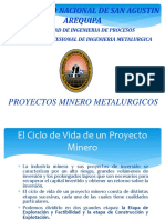 1ra Clase Diseño Procesos Metalurgicos