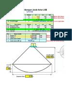 Copy of Formula Jarak Antar 2 LNB