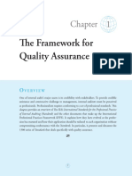 1 Quality Assessment Manual Chapter 1