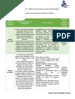 Instrumentos de Evaluación Cualitativa