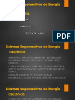 Sistemas Regenerativos