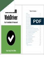 Selenium Webdriver Book Small