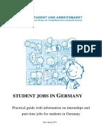 Arbeiten Deutschland Engl