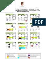 Calendario Escolar Since