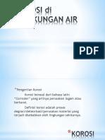Kororsi Lingkungan Air