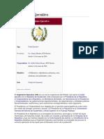 Organismos Del Estado y Juristas Del Derecho
