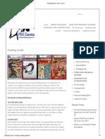 Grading Guide – PGX Comics