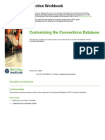 CustomizingTheConnectionsDatabase TRNC01731 1 0001