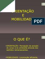 ORIENTAÇÃO Slide Acep
