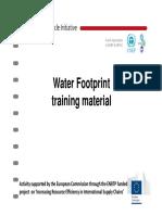WF Basic Training Material