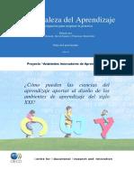 Libro. La Naturaleza Del Aprendizaje.the Nature of Learning.practitioner Guide.esp
