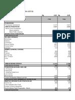 Financial Report - Company 5