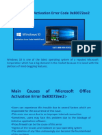 18889090535 Fix Windows 10 Activation Error 0x80072ee2
