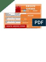 Aplikasi Absensi Siswa Plus Grafik - Www.dapodik-bangkalan