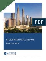 Malaysia Market Survey 2015