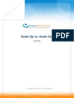 Scale Up vs Scale Out 0711