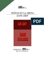 Sendas en La Arena