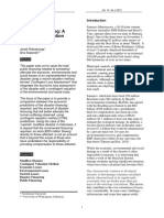 Disaster Financing a Contingent Valuation Approach