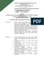 Sk Pemberlakuan Pedoman,Panduan, Spo Pelayanan Tb Dots