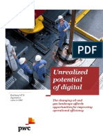 Pwc Unrealized Potential of Digital