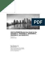 Asa Firepower Module User Guide v541