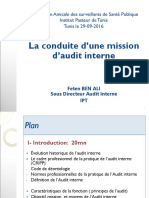conduite mission audit interne