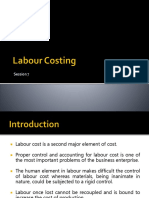7. Labour Costing