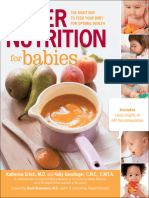 Katherine Erlich, Kelly Genzlinger, And David Brownstein-Super Nutrition for Babies_ the Right Way to Feed Your Baby for Optimal Health-Fair Winds Press (2012)
