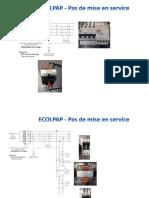 Pas de Mise Service Ecolpap