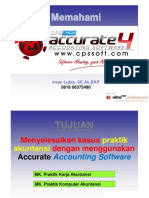 Presentasi Accurate Accounting Il