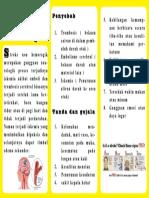 Leaflet Stroke non Haemoragik