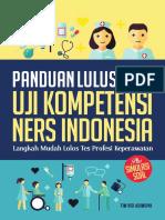 Panduan Lulus Uji Kompetensi Ners Indonesia (eBook) KBS