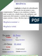REGÊNCIA VERBAL E NOMINAL (1).pps