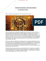 Decoding the Bitcoin Dilemma- Asset or Liability by- Bhumesh Verma