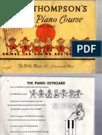 John Thompson's Easiest Piano Course Part One.pdf