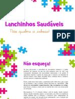 Ebook Lanchinhos Saudáveis (1)
