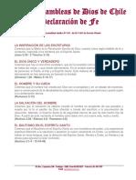 DeclaraciondeFe-AsambleasdeDios