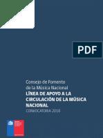 Bases Circulacion Musica Nacional 2018