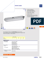 6401 Luminaire for Fluorescent Lamp EK00 III En