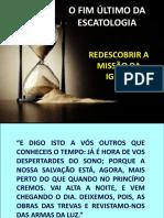2014-09-07 - Domingo - Uma Proposta de Redescoberta Da Missão Da Igreja