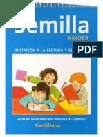 LIBRO SEMILLA KINDER