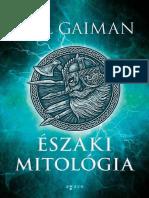Eszaki Mitologia - Neil Gaiman