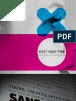 Meet Your Font (Font Shop)
