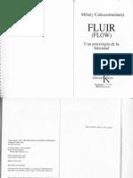 Csikszentmihalyi Mihaly - Fluir Una Psicologia De La Felicidad.pdf