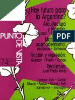 Revista Punto de Vista 74 Giunta sobre Renzi.pdf