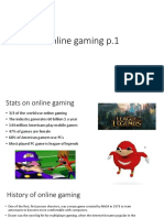 documentonline gaming v 2